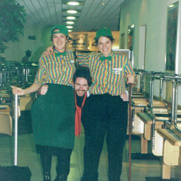 Earl's Court Cleaner 1996.